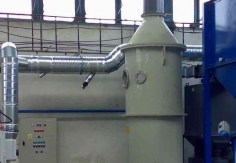 Pračka plynu AEF40