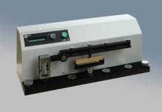 Přístroj pro měření pevnosti řady LRU po digitalizaci