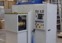 Modernizovaný vstřelovací a vytvrzovací stroj H16 CO